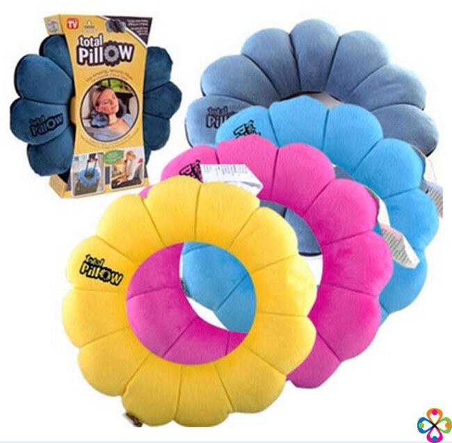 Gối tựa lưng 360 độ ToTal Pillow 5 in 1