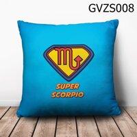 Gối vuông Cung thần nông Superman - GVZS008