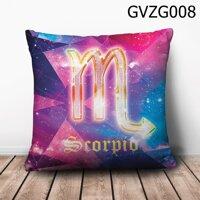 Gối vuông Cung thần nông Galaxy - GVZG008