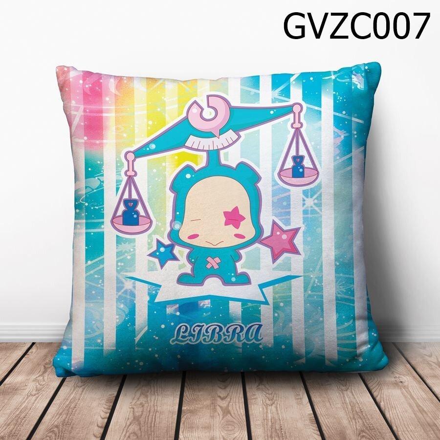 Gối vuông Cung thiên bình chibi - GVZC007