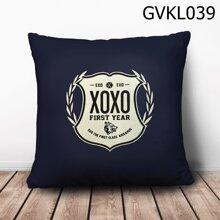 Gối vuông EXO - GVKL039