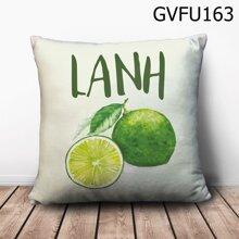 Gối vuông Lanh chanh - GVFU163