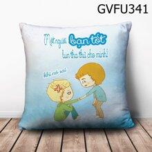 Gối vuông một người bạn tốt - GVFU341