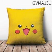 Gối vuông Pikachu - GVMA131