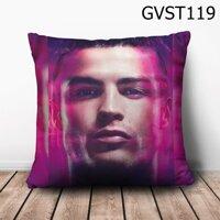 Gối vuông Ronaldo - GVST119