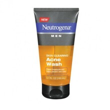 Sữa rửa mặt nam Neutrogena Men Skin Clearing Acne Wash
