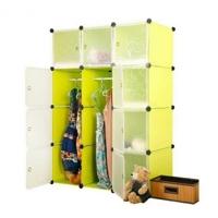 Tủ quần áo đa năng 12 ngăn Tupper Cabinet TC-12Y-W