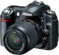 Máy ảnh DSLR Nikon D50 Body - 6.1 MP