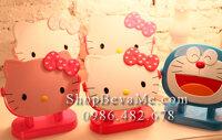 Gương để bàn Hello Kitty