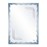 Gương hoa văn Đình Quốc 4667 60 x 80 cm