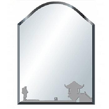 Gương phôi Mỹ QB - Q515 (45×60)