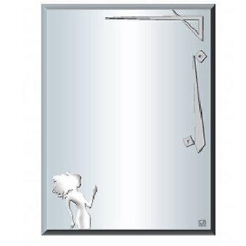 Gương phòng tắm QB – Q502 (50×70)