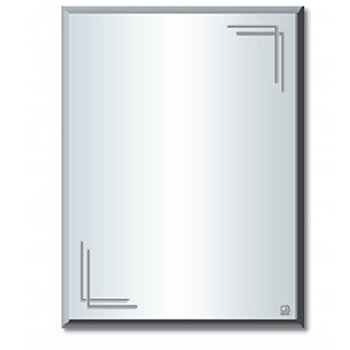 Gương phòng tắm QB - Q508 (45x60)