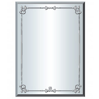 Gương phòng tắm QB - Q509 (45x60)