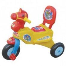 Xe 3 bánh trẻ em hình con ngựa Nhựa Chợ Lớn M1056A-X3B