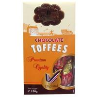 Kẹo bơ sữa Walker's Chocolate (Toffees Milk) 150g (Mã SP: 045863)