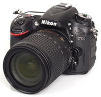 Máy ảnh Nikon D7100 Kit AF-S 18-140 ED V