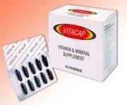 Thực phẩm bổ sung vitamin Vitacap