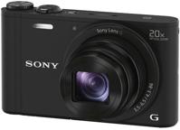 Máy ảnh kỹ thuật số Sony Cyber shot DSCWX300 (DSC-WX300) 18.2 MP