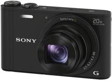 Máy ảnh kỹ thuật số Sony Cyber shot DSCWX300 (DSC-WX300) 18.2 MP ...