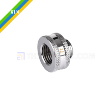 Ống nối Pacific G1/4 Female to Male 20mm Extender – chrome