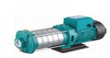 Máy bơm nước đẩy cao trục ngang đầu inox LEPONO EDH 2-30