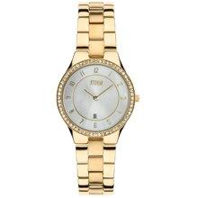 Đồng hồ đeo tay nữ đính đá hiệu Storm - SLIM X CRYSTAL GOLD ...