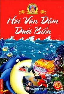 Hai Vạn Dặm Dưới Biển (Bìa Cứng)