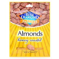Hạnh nhân rang vị mật ong Blue Diamond gói 30g
