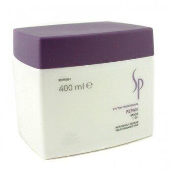 Hấp dầu chữa trị tóc khô xơ hư tổn Wella SP Repair Mask 400ml