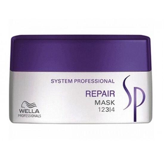 Hấp dầu chữa trị tóc khô xơ hư tổn Wella SP Repair Mask – 200ml