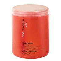 Hấp dầu dành cho tóc nhuộm Inebrya Ice Cream Color Mask - 1000ml