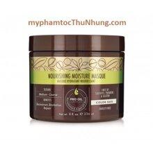 Hấp dầu dưỡng ẩm tóc khô Macadamia Nourishing Moisture - 250ml