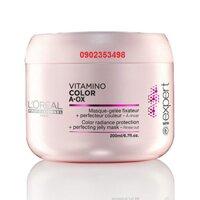 Hấp dầu dưỡng màu tóc nhuộm L'oreal Series Expert Vitamino Colour A-OX Masque - 200ml