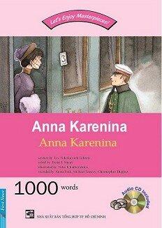 Happy Reader - Anna Karenina (Kèm CD)