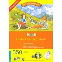 Happy Reader - Heidi - Cô bé trên núi cao (Kèm 1 CD) - Nhiều tác giả