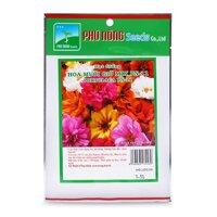 Hạt giống hoa mười giờ mix Phú Nông PN-11 0,5g