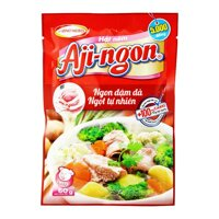Hạt nêm Aji-ngon Ajinomoto gói 60g