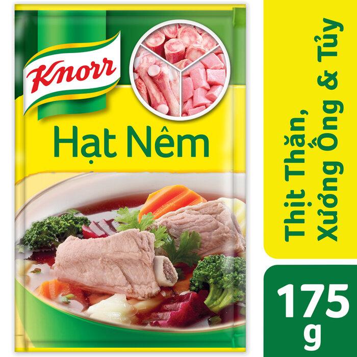 Hạt nêm Knorr Thịt Thăn Xương Ống & Tủy 175g