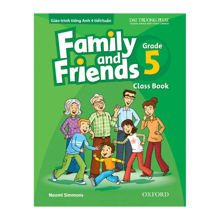 Family And Friends Grade 5 Class Book
