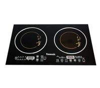 Bếp đôi hồng ngoại - điện từ Panasonic HD01