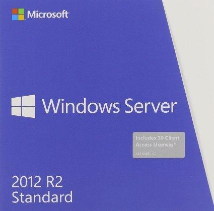 Hệ điều hành Windows Server Std 2012 64bit English