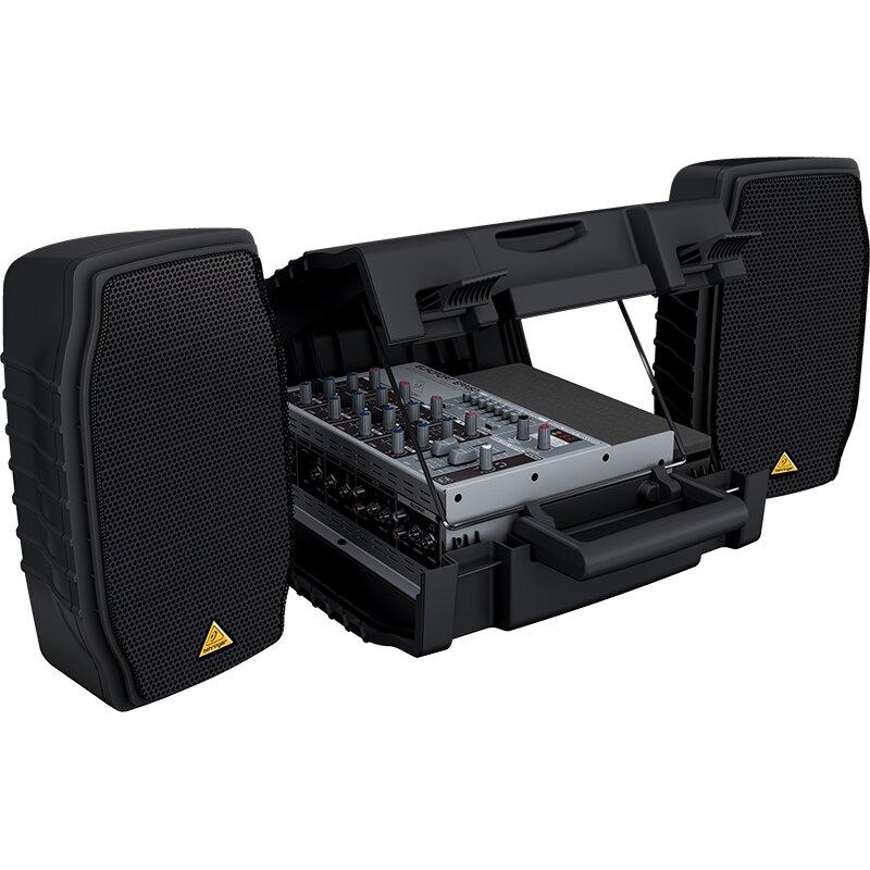 Hệ thống âm thanh cầm tay Behringer Europort EPA150