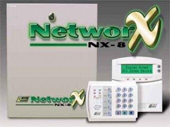Hệ Thống Báo Động NetWorX NX-16