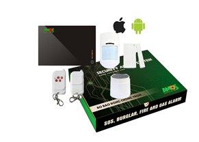 Hệ thống báo trộm không dây dùng sim AM-3800G