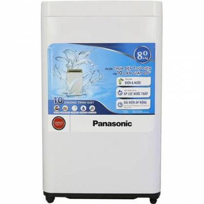 Máy giặt Panasonic NA-F80VS7WRV - 8.0 kg