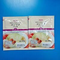 Hạt nêm gà Aeon Nhật 60g