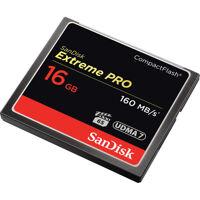 Thẻ nhớ máy ảnh Sandisk CF - 16GB,VPG65,UDMA 7