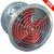 Quạt hướng trục chống cháy nổ Deton SBFB70-4