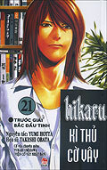 Hikaru – Kì thủ cờ vây – Tập 21